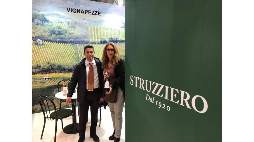 Vinitaly 2019 - Struzziero/Donazzan Assessore Veneto